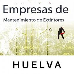 Extintores en Huelva Mantenimiento y Retimbrado