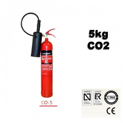 Extintor de CO2 5kg