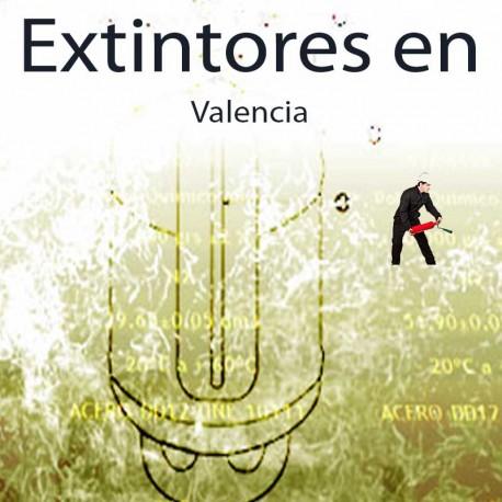 Extintores en Valencia comprar al Mejore Precio