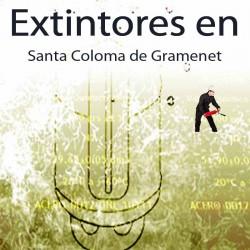 Extintores en Santa Coloma de Gramenet Comprar al Mejor precio