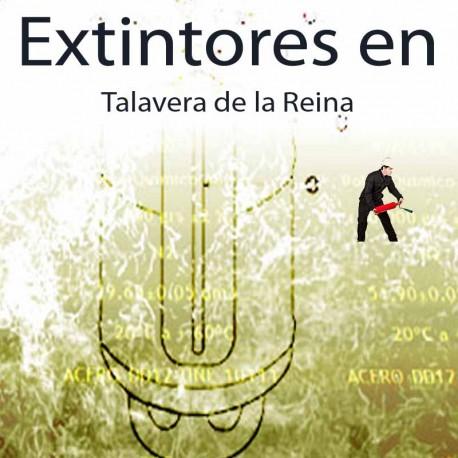 Extintores en Talavera de la Reina Comprar al Mejor precio