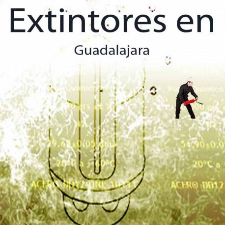 Extintores en Guadalajara Comprar al Mejor precio