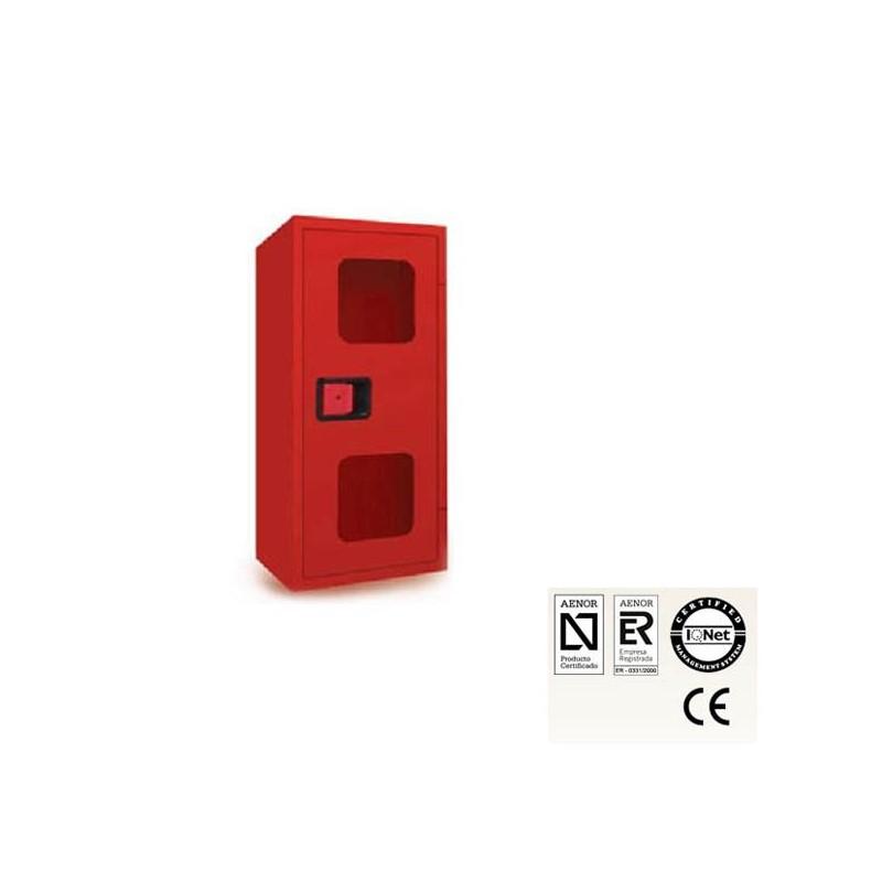 Armario extintor de pvc for Armarios de pvc para jardin