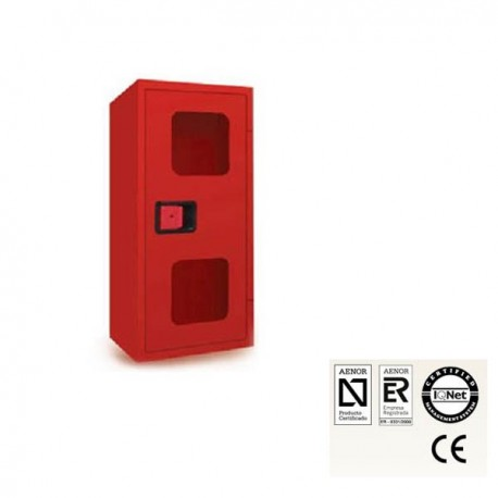 Armario de Extintor de PVC + Extintor 6kg